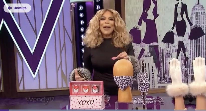 Wardrobe Breakdown: Wendy Williams On 'The Wendy Williams Show'