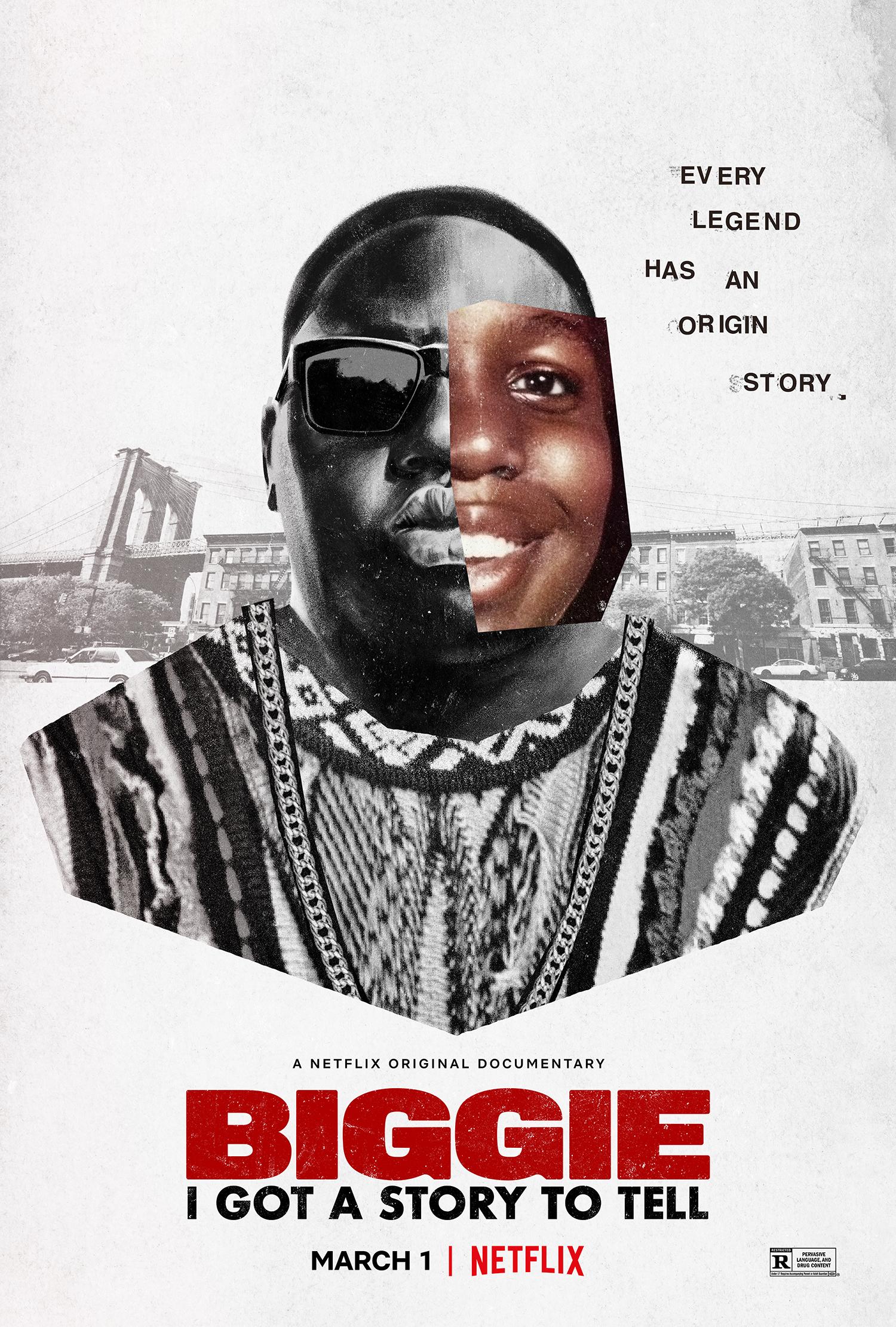 Biggie: I Got A Story To Tell On Netflix