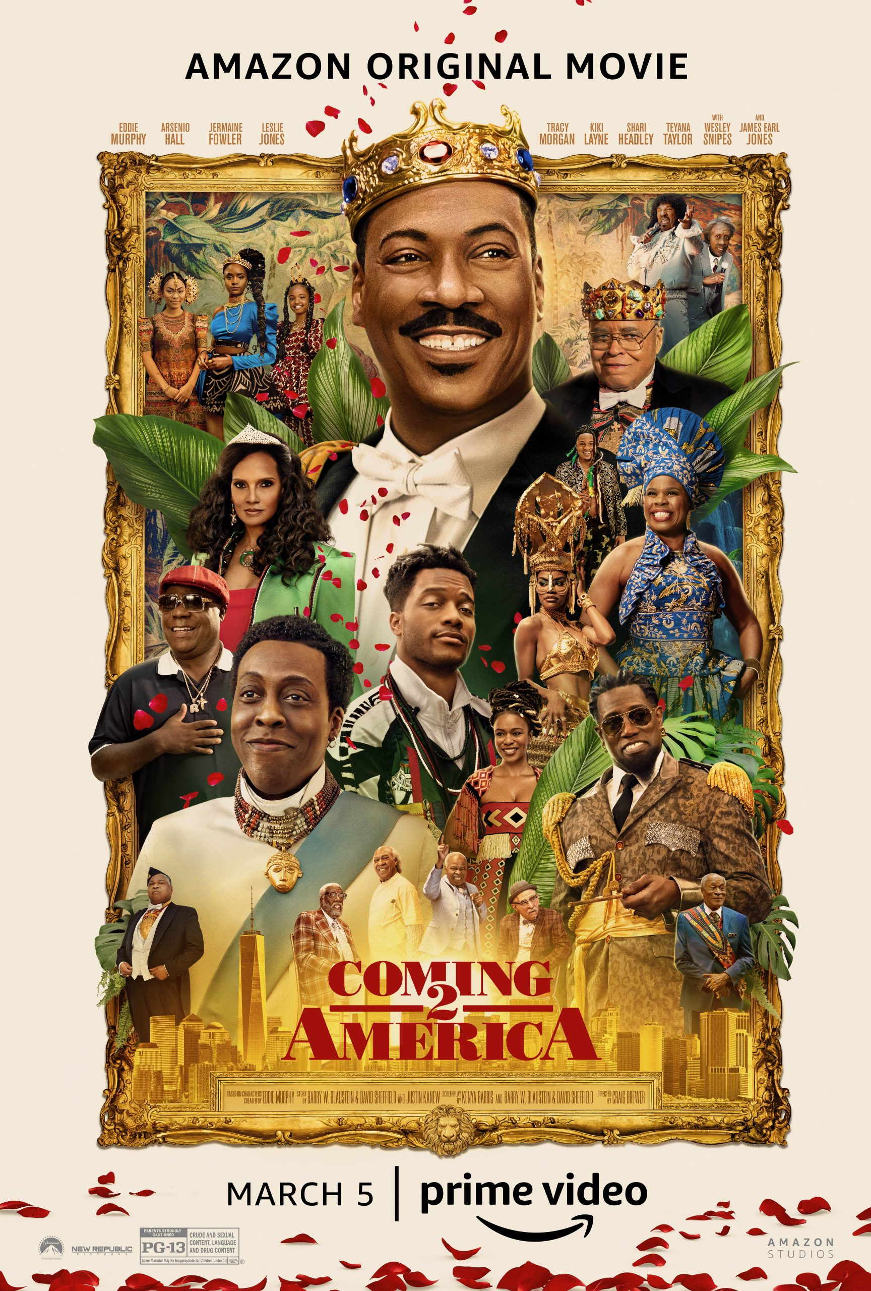 New Coming 2 America Trailer Released