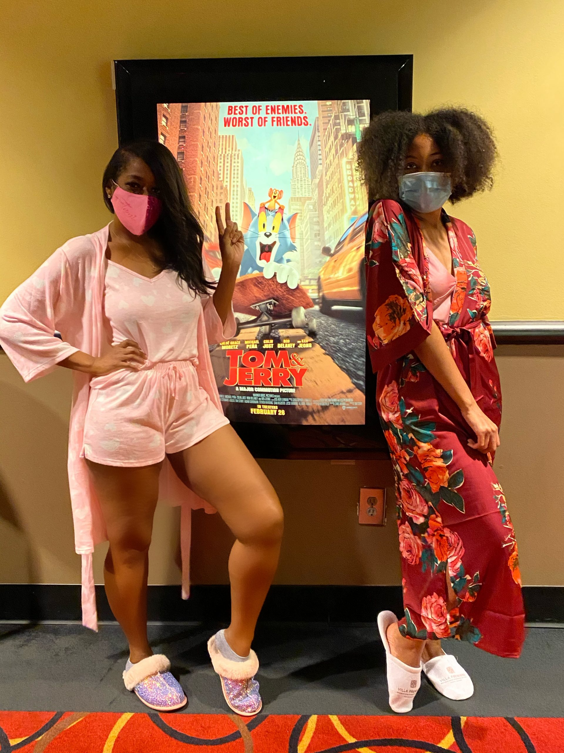 Kiwi's 9th Annual Galentine's Birthday Event At The Movies!