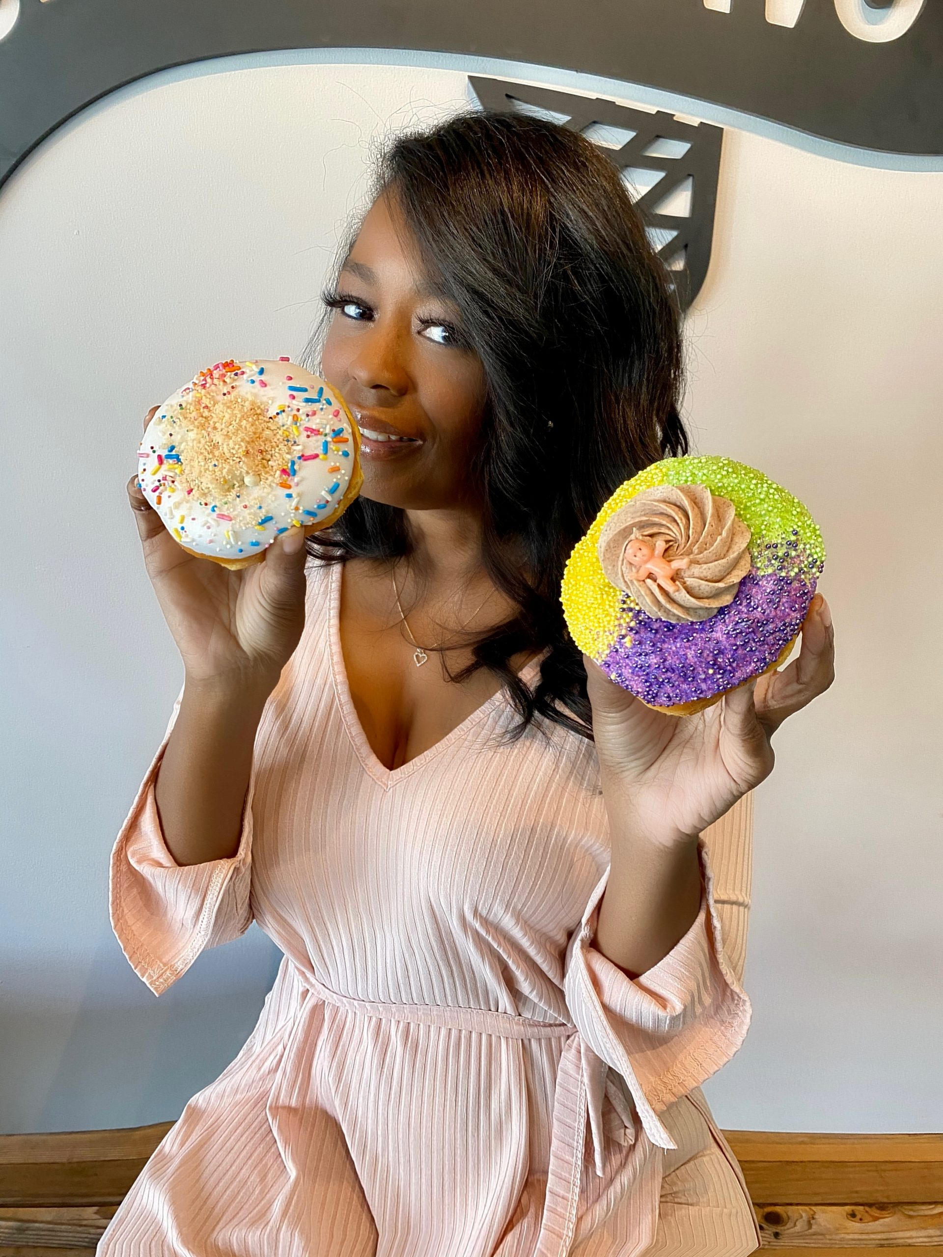 Five Yummy Things You Will LOVE About  'Scream'n Nuts' Donut Shop!