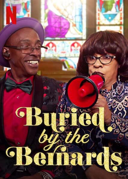 Netflix Series: 'Buried By The Bernards'