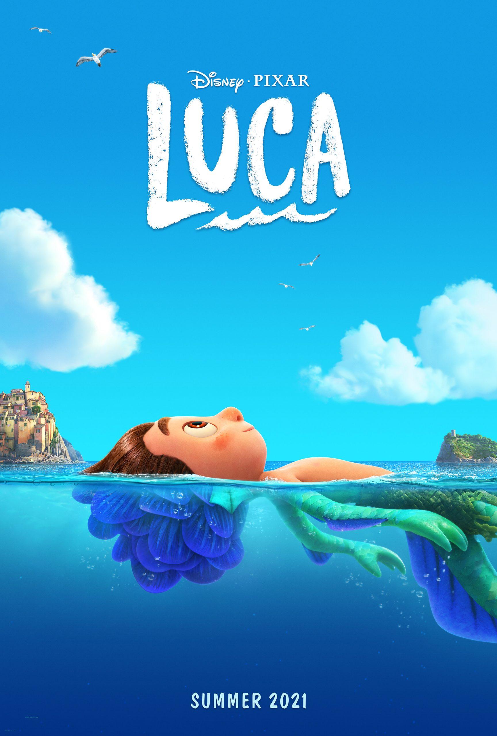 First Look: Disney and Pixar's  Luca