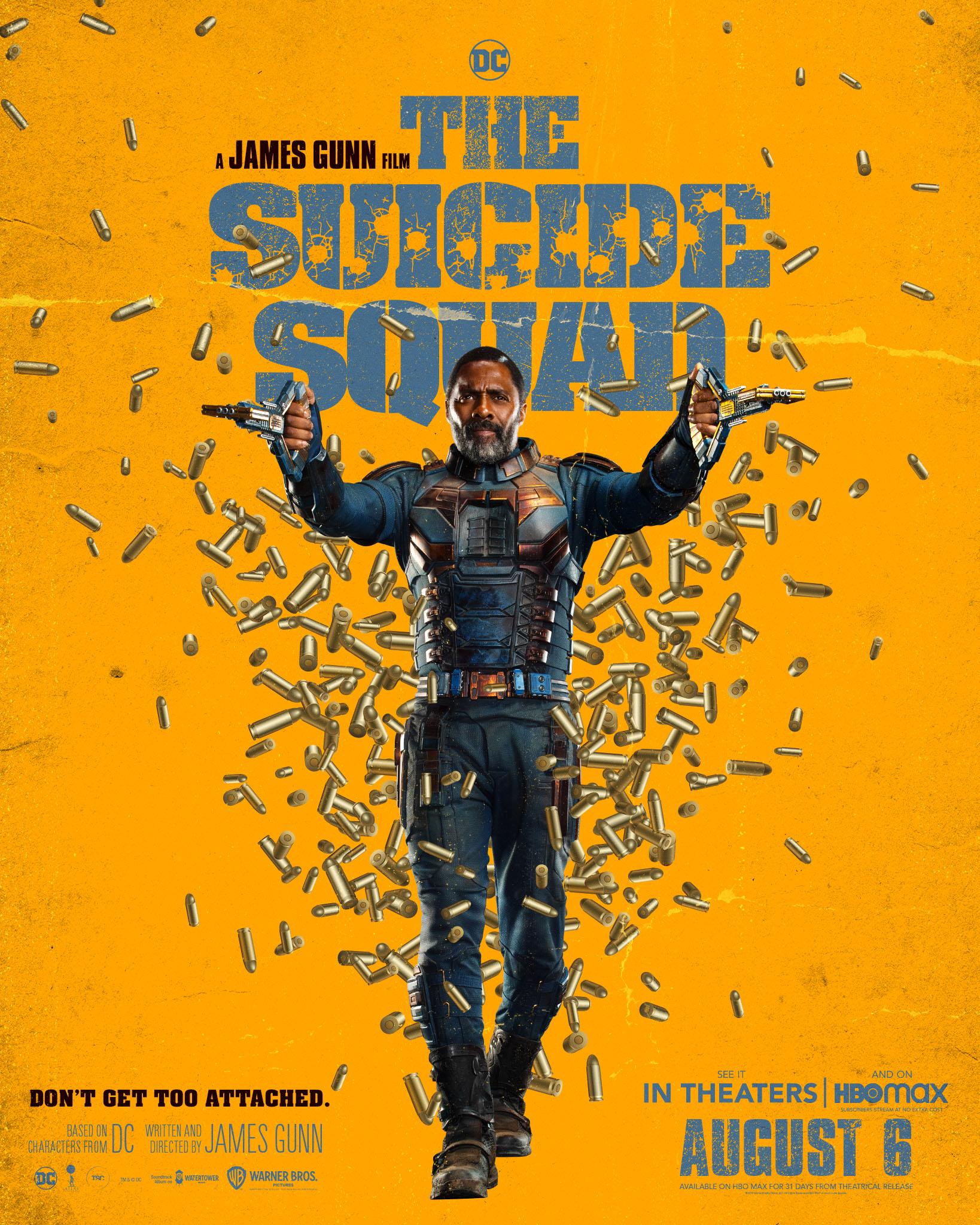 New Movie: The Suicide Squad Starring Idris Elba, Margot Robbie