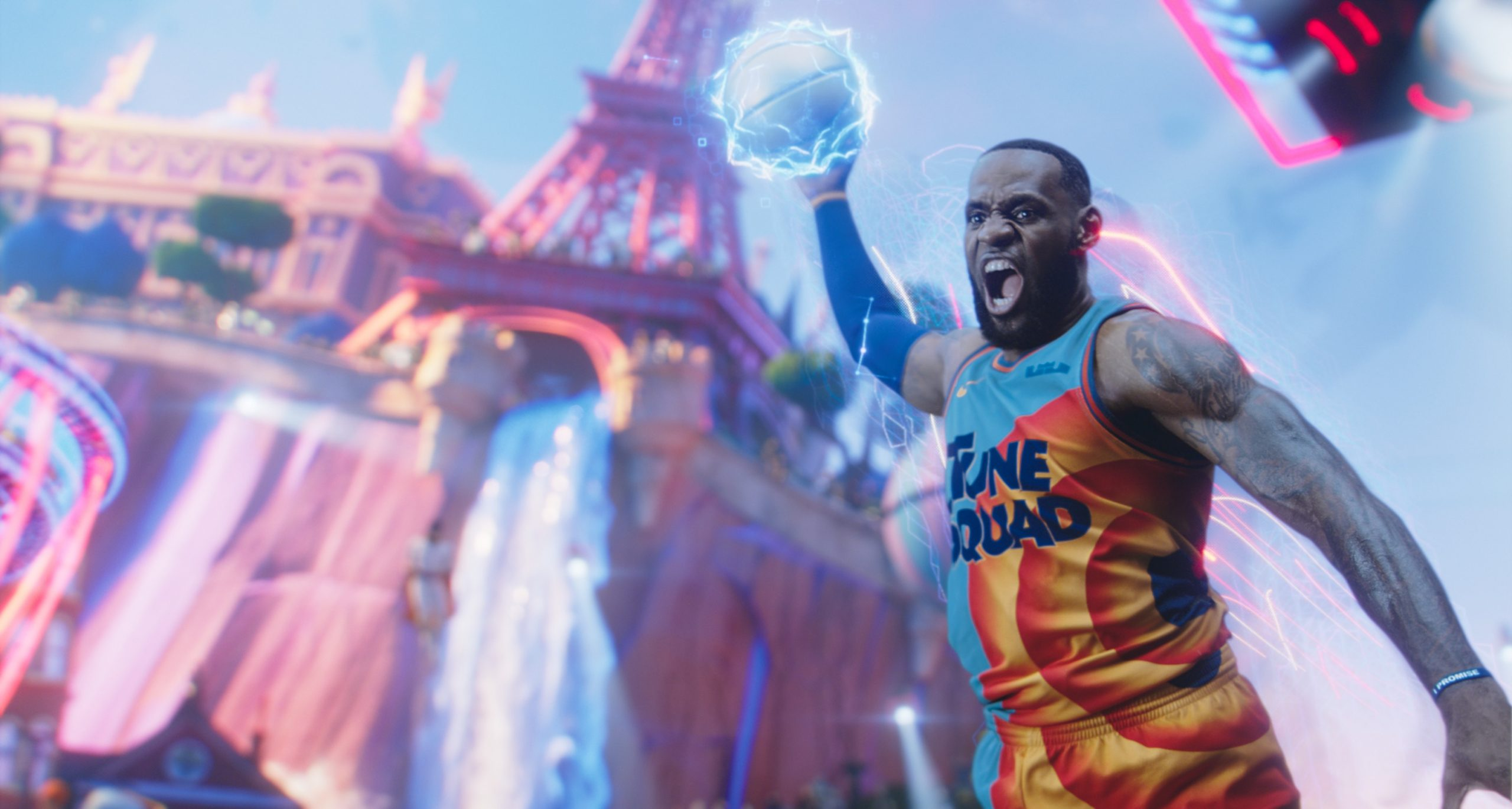First Look: Space Jam A New Legacy