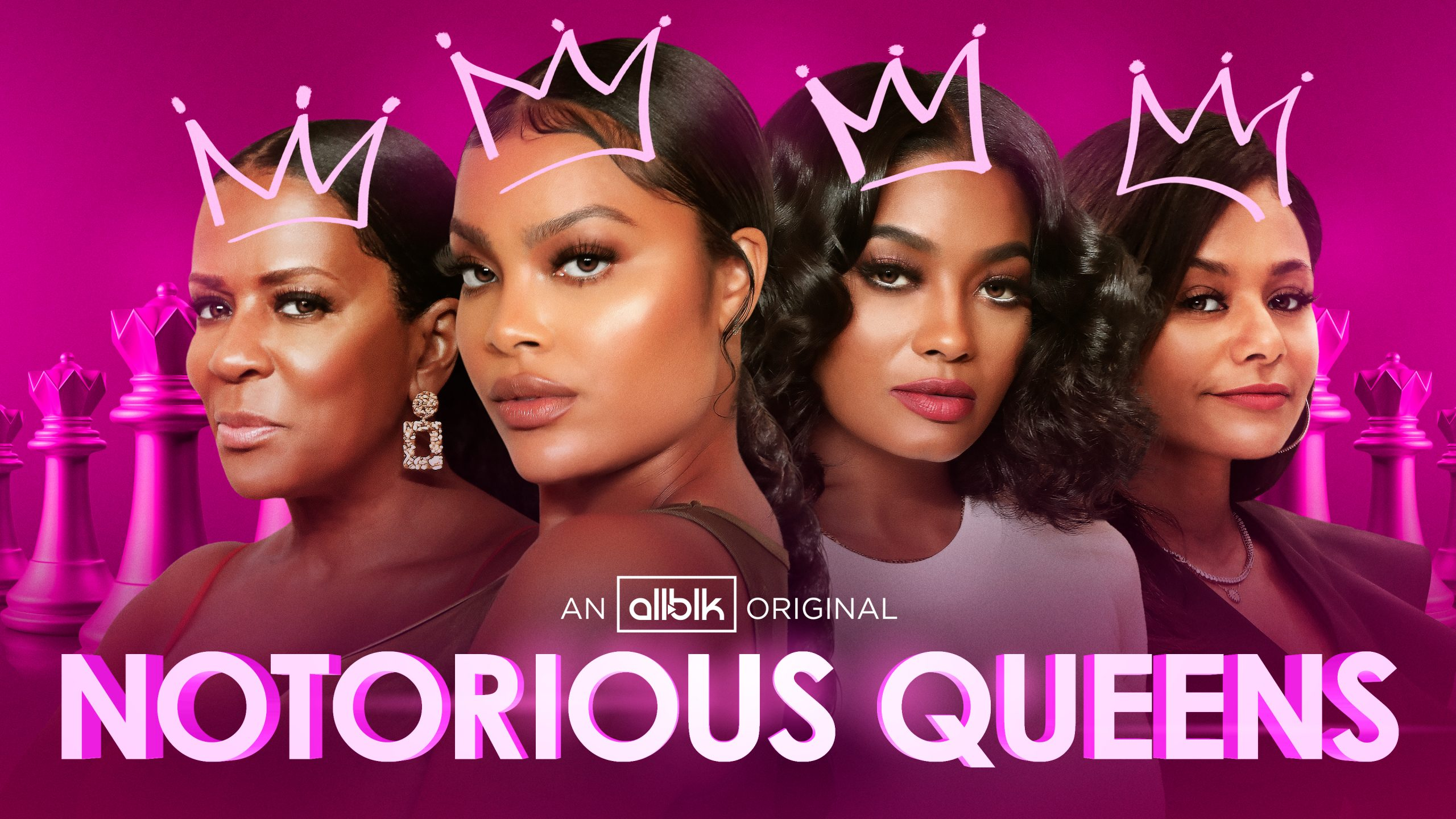 Original Series: ALLBLK's  'Notorious Queens'