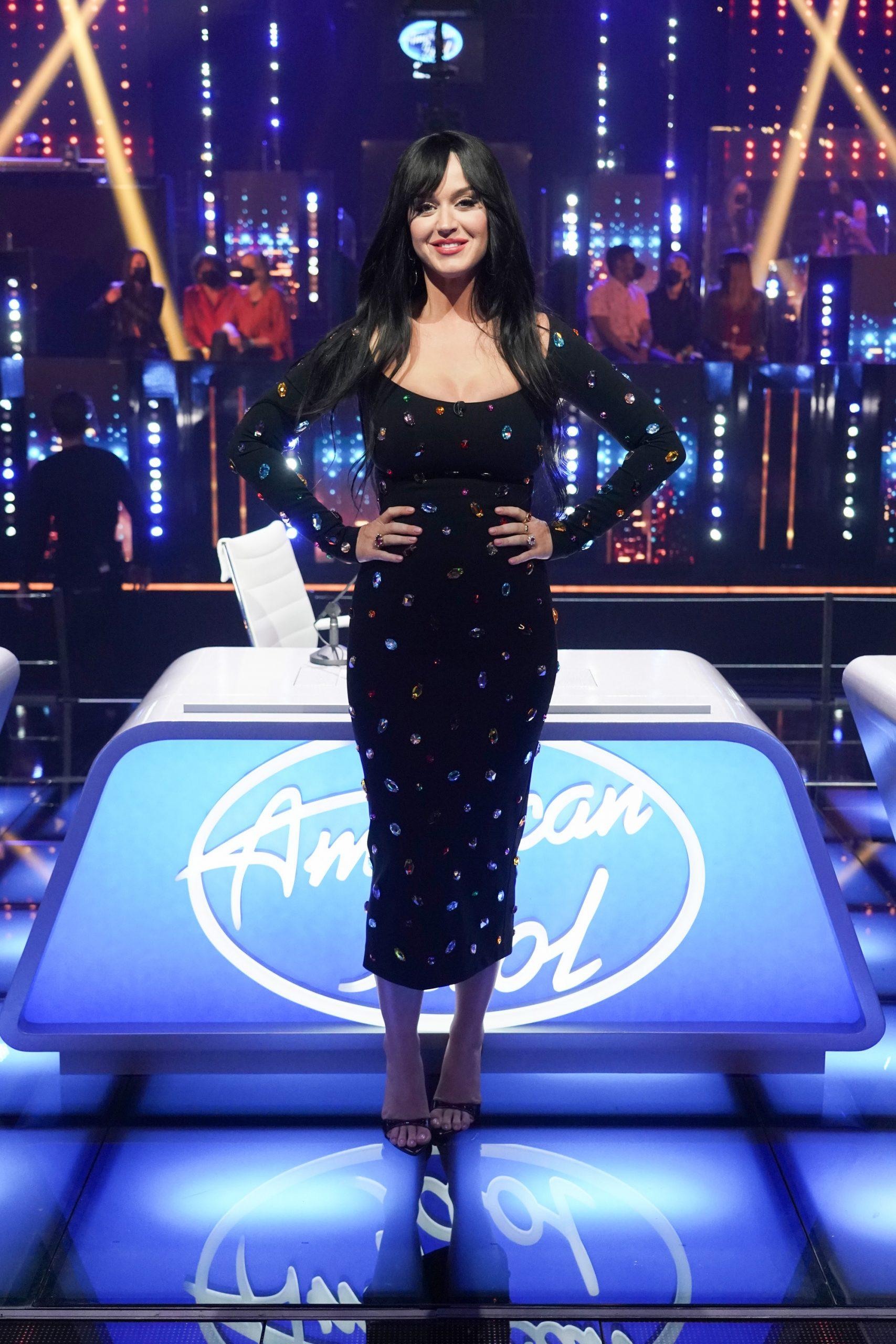 Wardrobe Breakdown: Katy Perry On American Idol