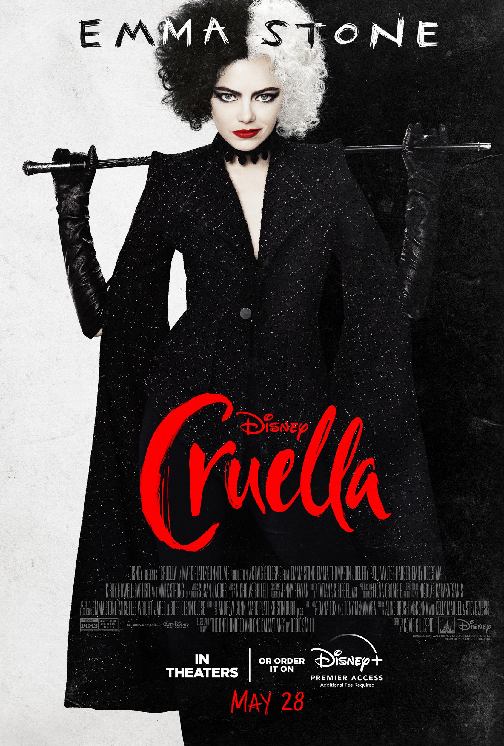 The Fabulous Costume Design Work Of Disney's 'Cruella'