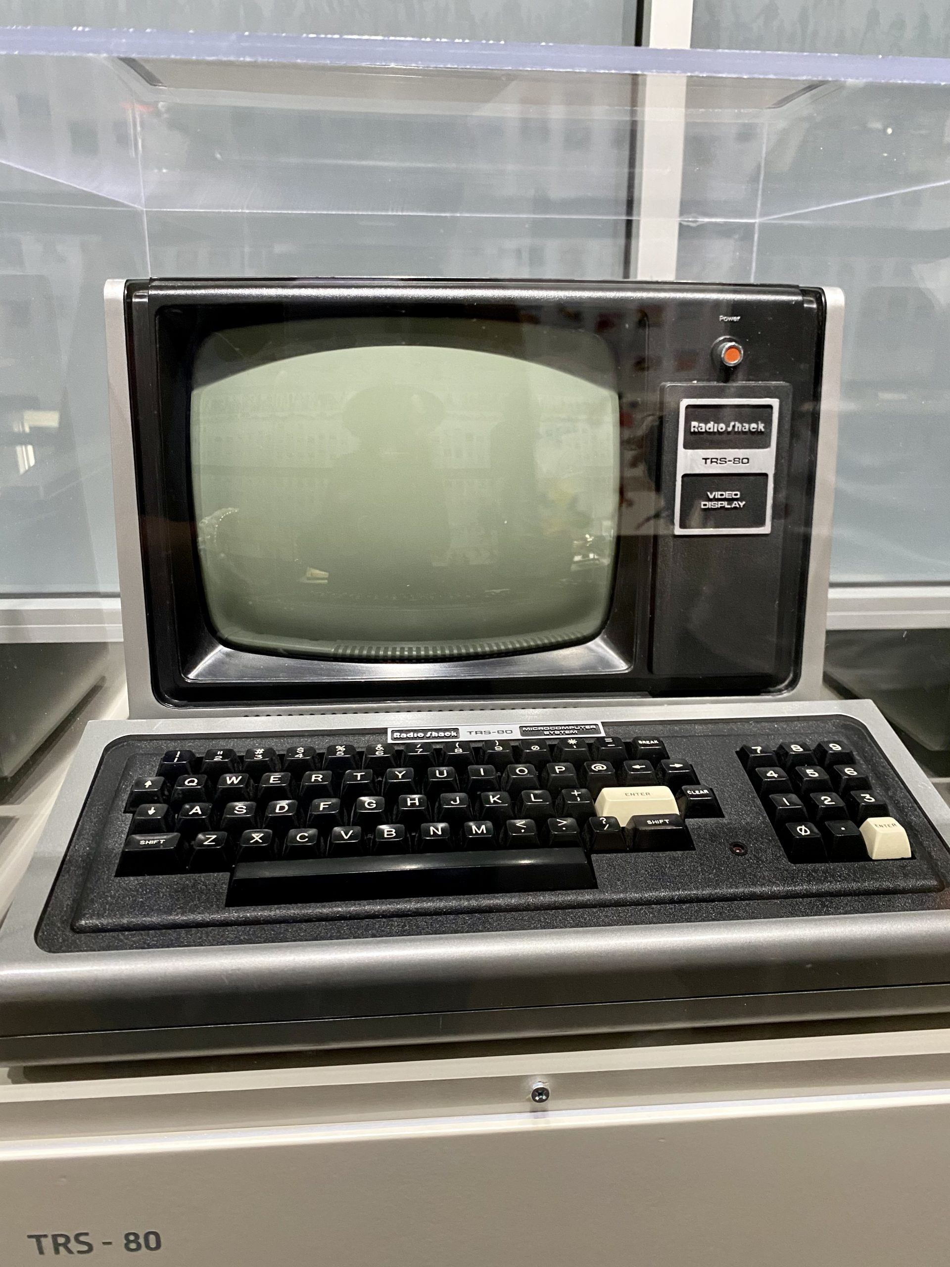 'Computers In The Movies' Exhibit
