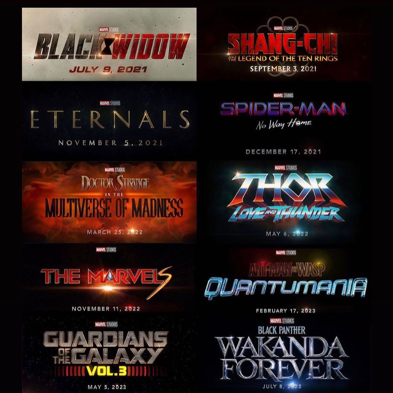 Marvel Studios Celebrates The Movies, Black Panther Wakanda Forever