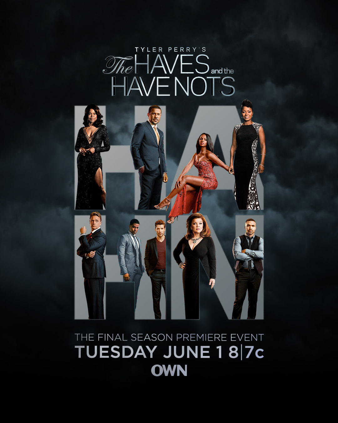 Roundtable Discussion: Tyler Perry's The Haves And The Have Nots Season 8