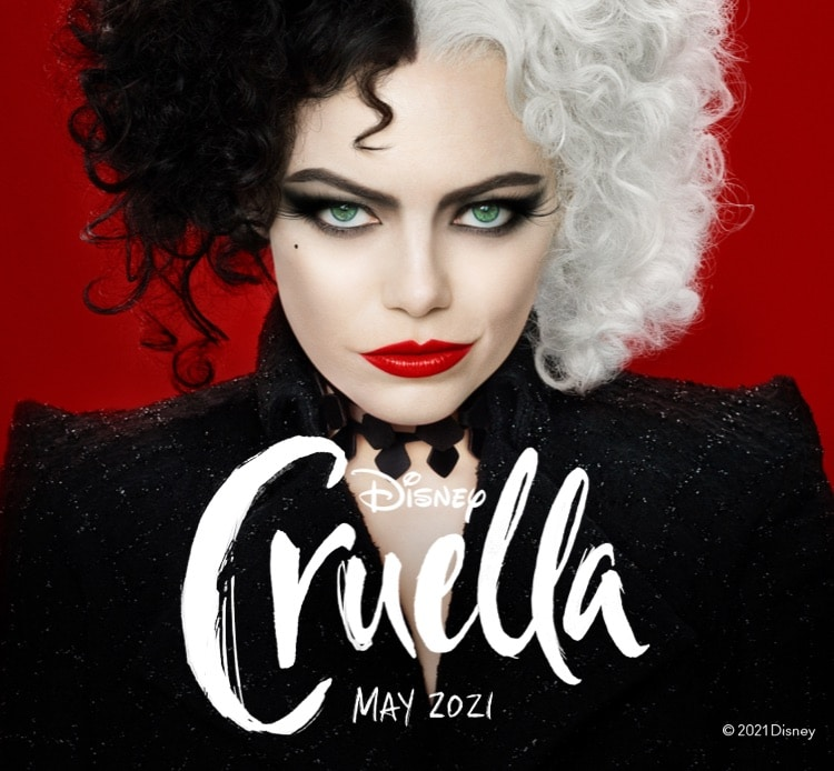 Get The Look: 70s-Inspired Glam Starring The Disney 'Cruella' Collection By MAC