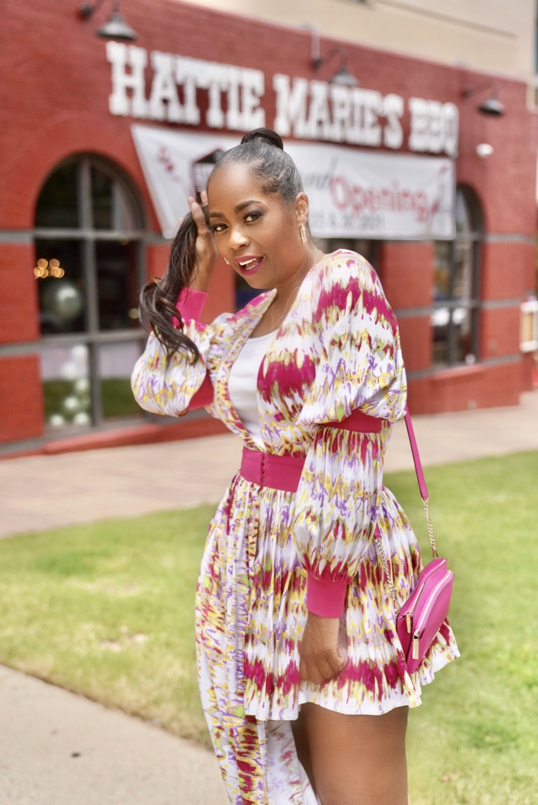 My Style: Cleah Couture Jermaine Uneven Duster