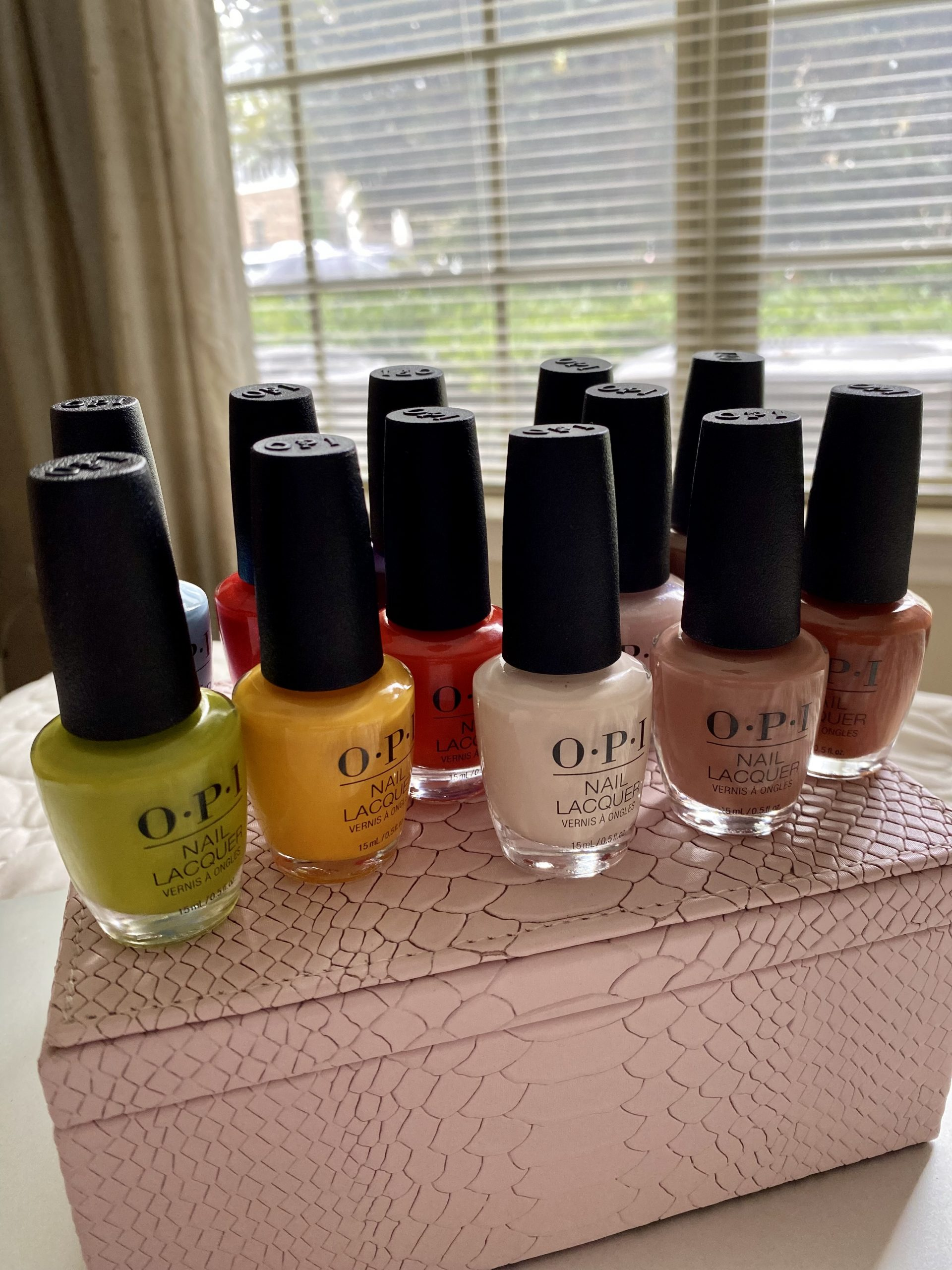 Get The Look: OPI Malibu Collection