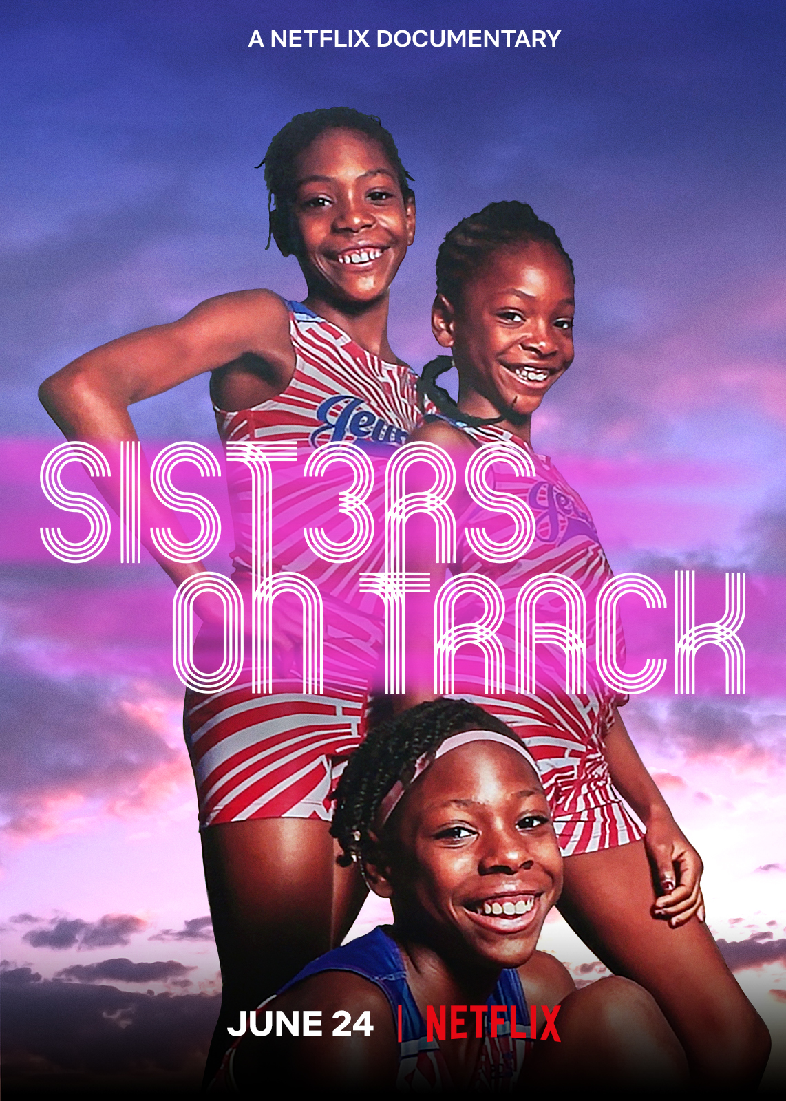 A Netflix Documentary: Sisters On Track