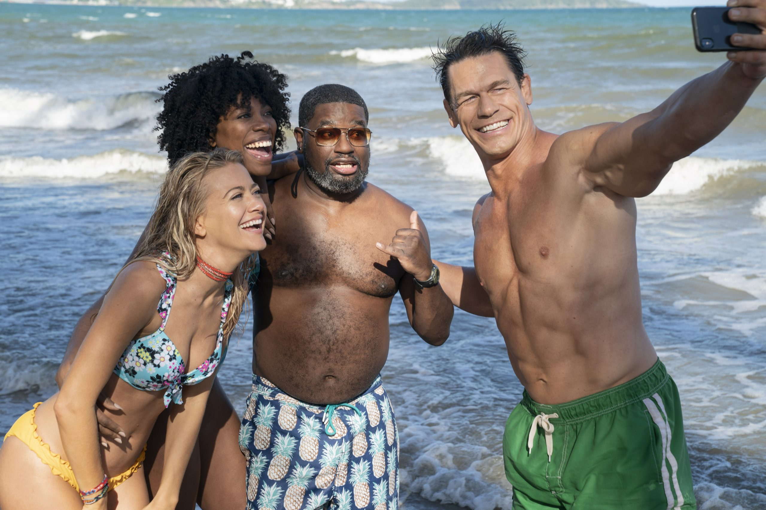 New Movie: Vacation Friends Starring Lil Rel Howery & John Cena