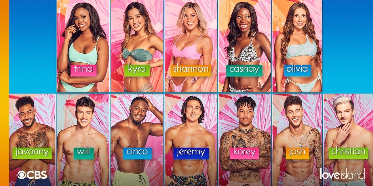 Meet The Cast Of The New Summer Show 'Love Islanders' On CBS