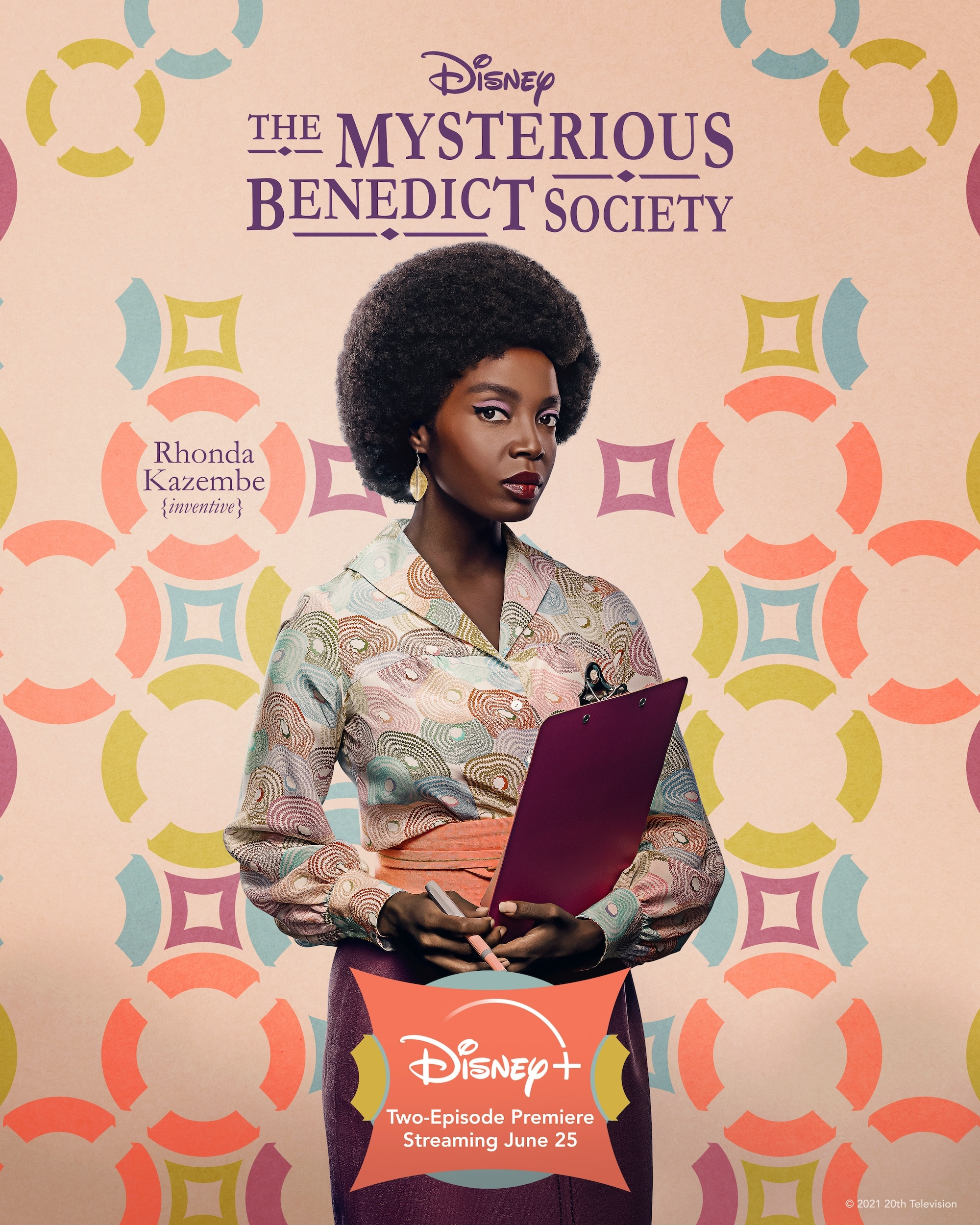 New Series: THE MYSTERIOUS BENEDICT SOCIETY On Disney +