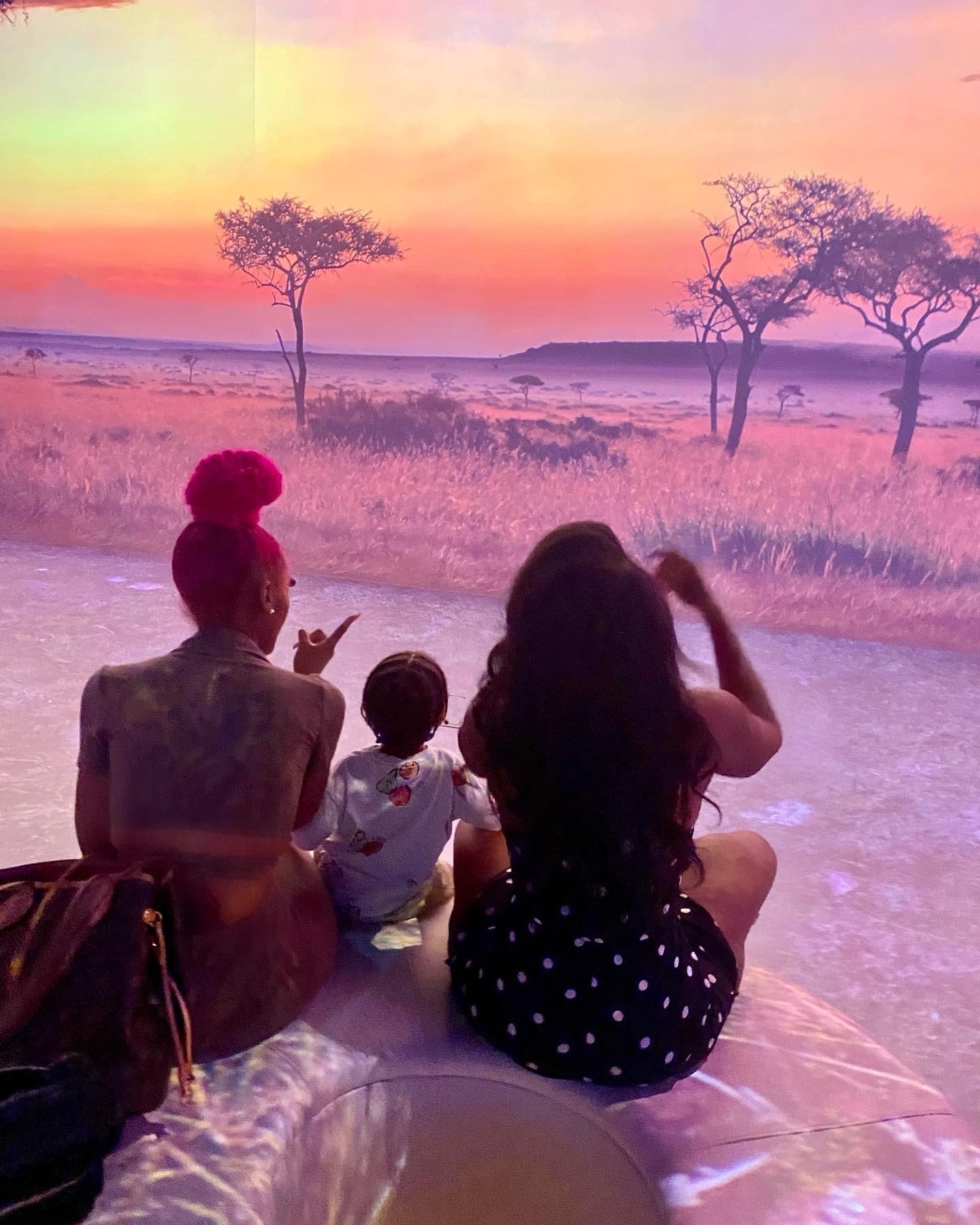 Illuminarium Atlanta, A Wild Safari Experience For The Whole Family