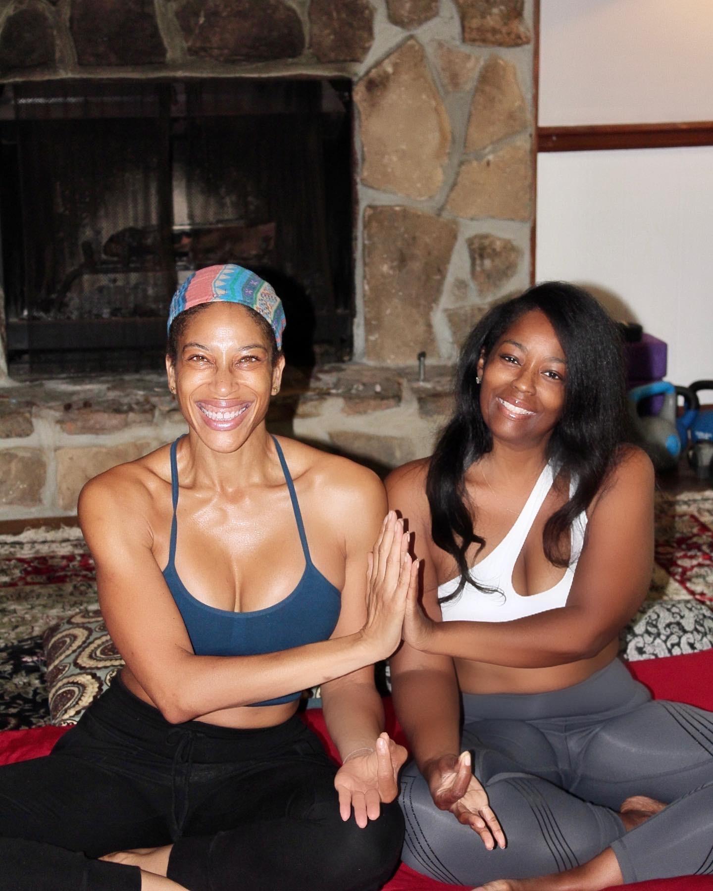 Feel Good Friday: Rawr Yoga Life With Marsha Shackelford