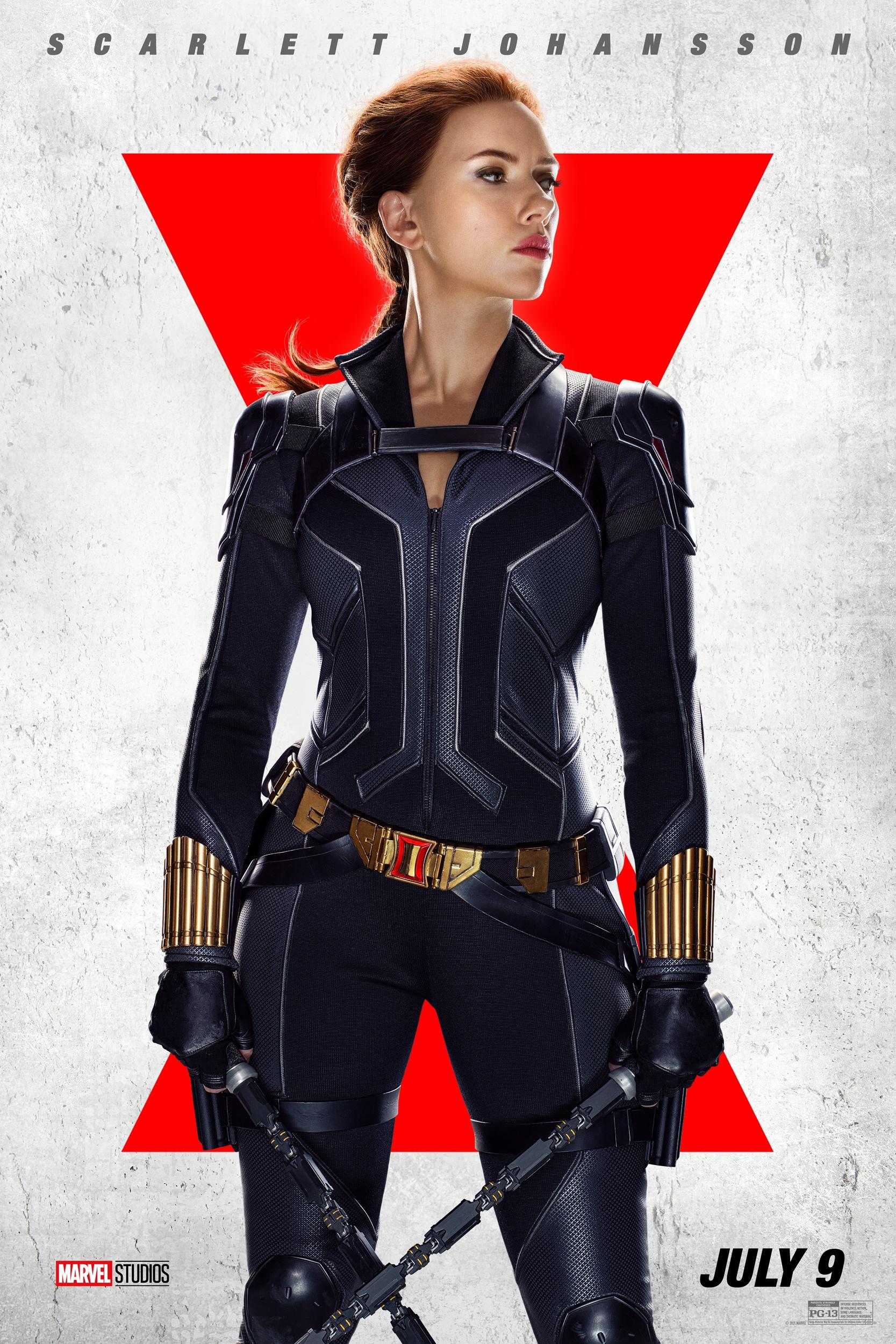 Pinky Review: Marvel Studios 'Black Widow' Starring Scarlett Johansson