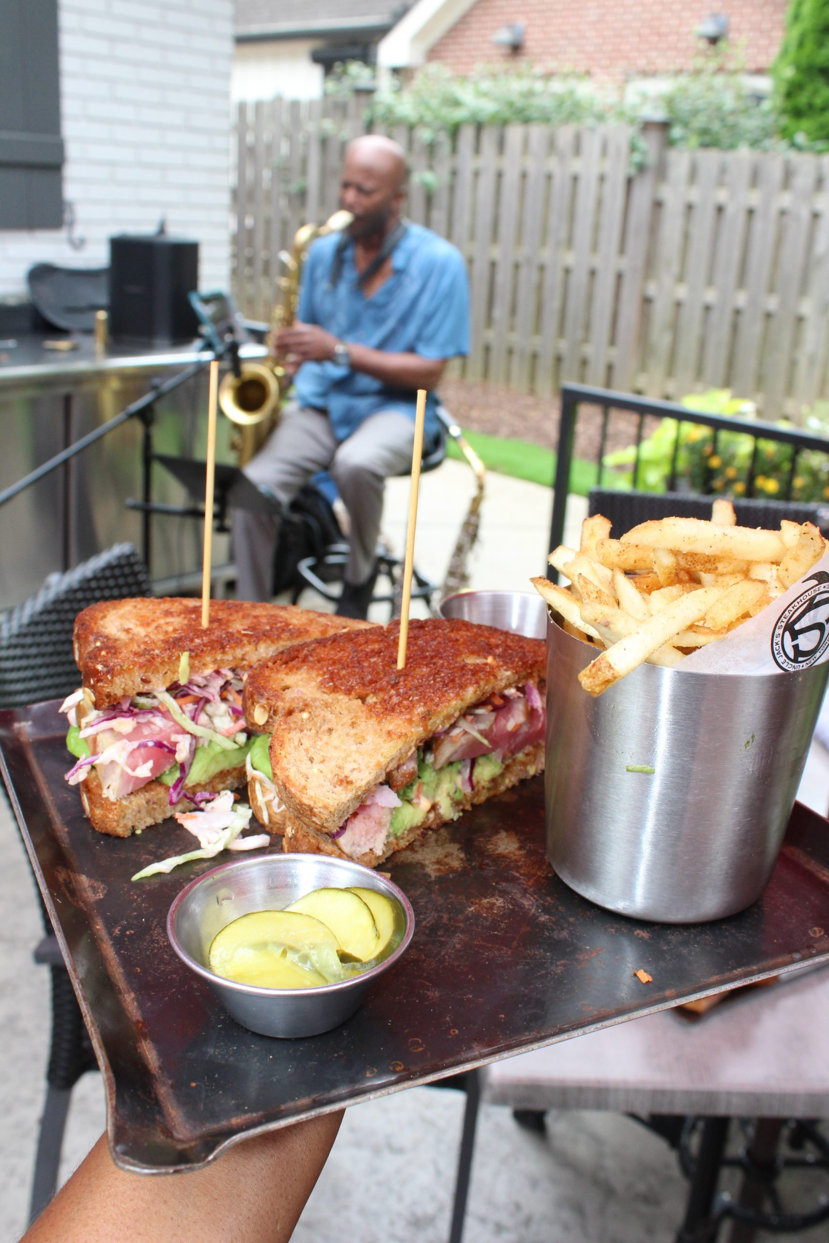 Uncle Jack's On Canton Street Now Open For Lunch