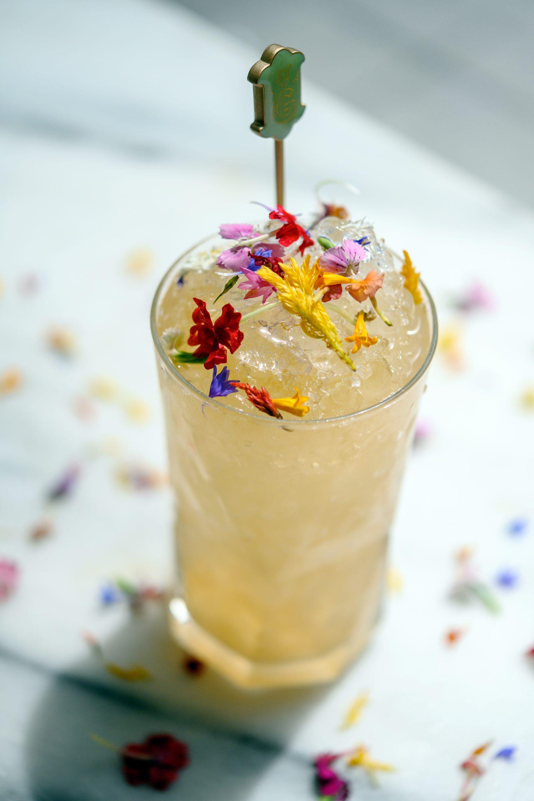 Feel Good Friday: Fleuriste St~Germain Signature Creative Cocktails