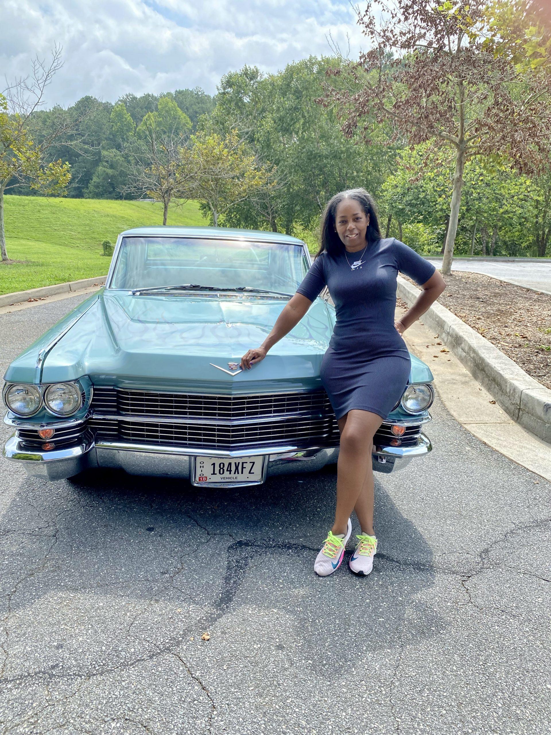 1963 Cadillac Coupe De Ville, What A Classy Ride