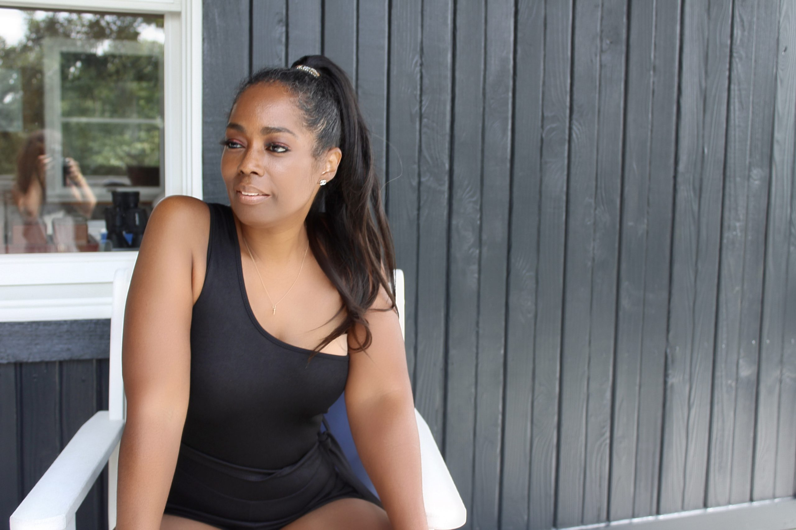 My Style: One Shoulder Playsuit