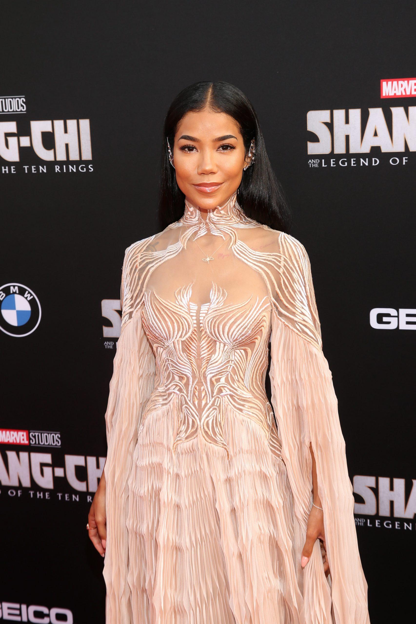 Wardrobe Breakdown: Jhene Aiko At Shang-Chi Premiere