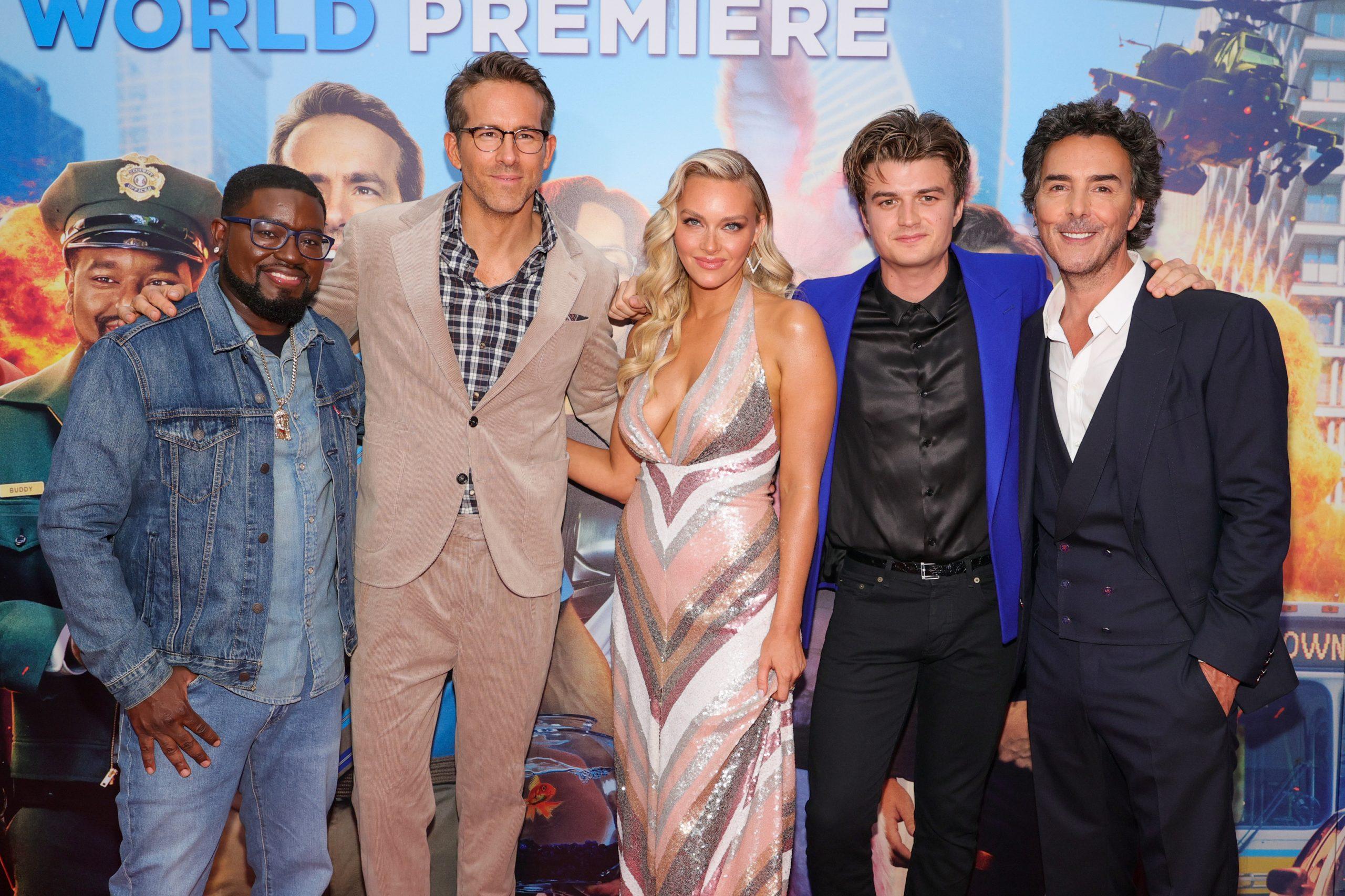Red Carpet Pics: 'Free Guy' World Premiere