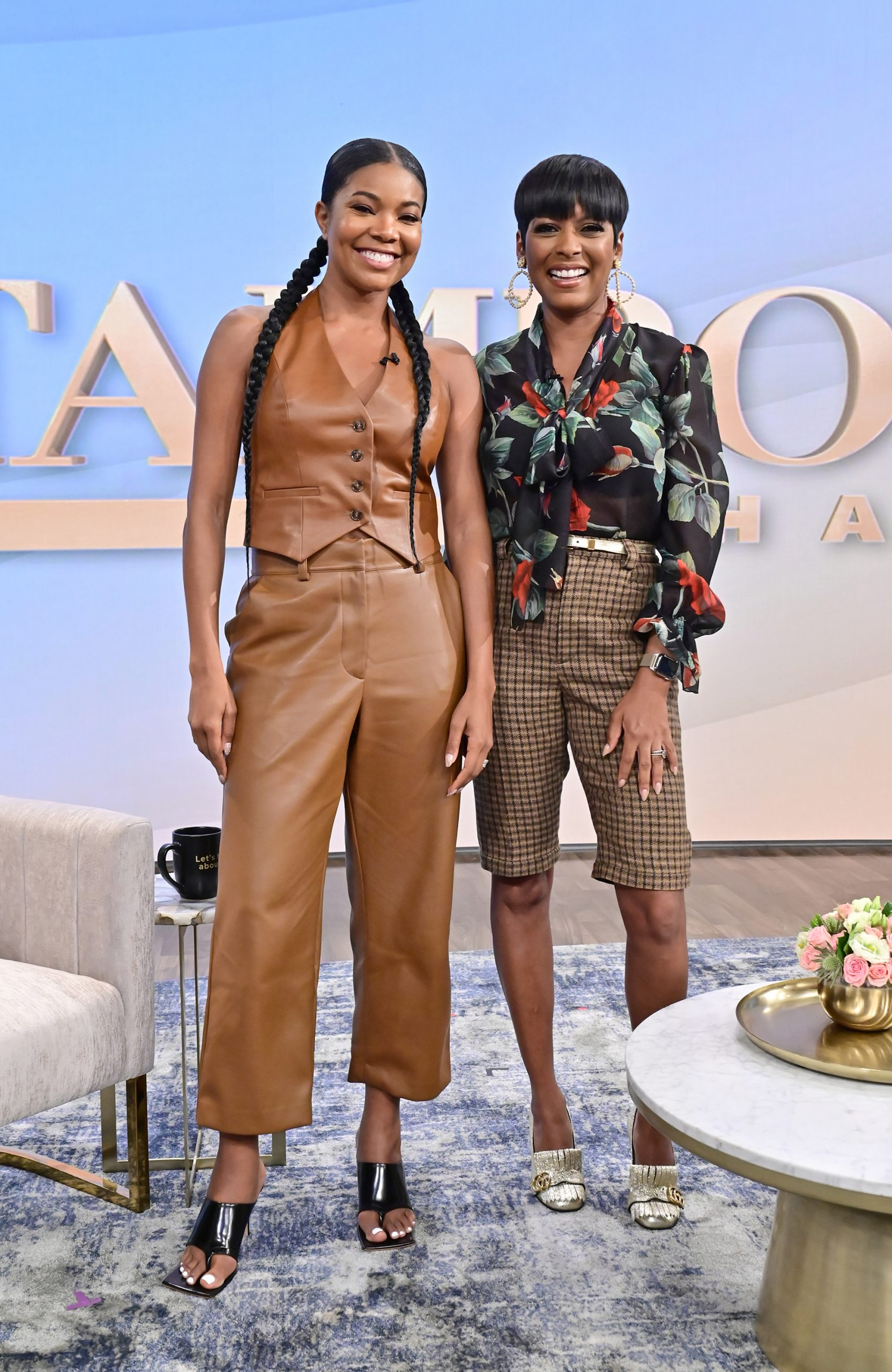 """Gabrielle Union Shares Her Regret For Her Portrayal of Isis In """"Bring It On"""" on """"Tamron Hall"""""""