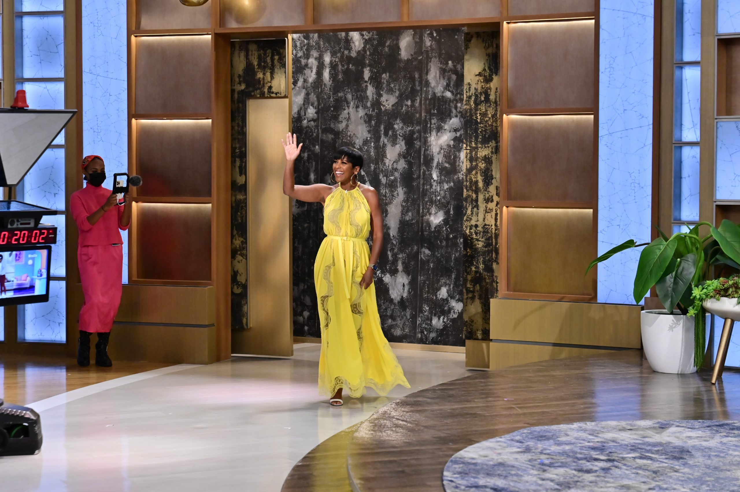Tamron Hall Celebrates Turning 51 On Her Show