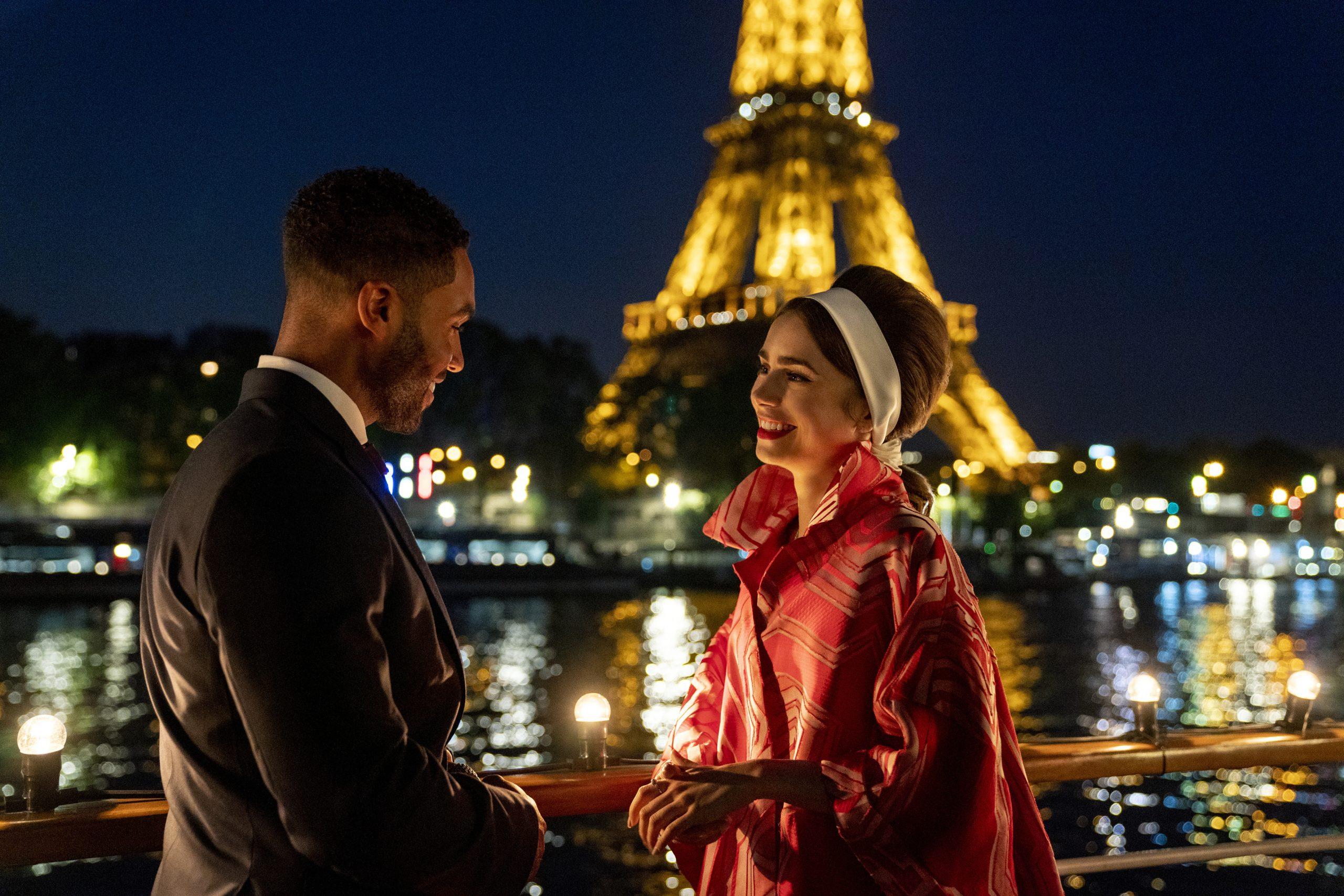 First Look: Emily In Paris Season 2