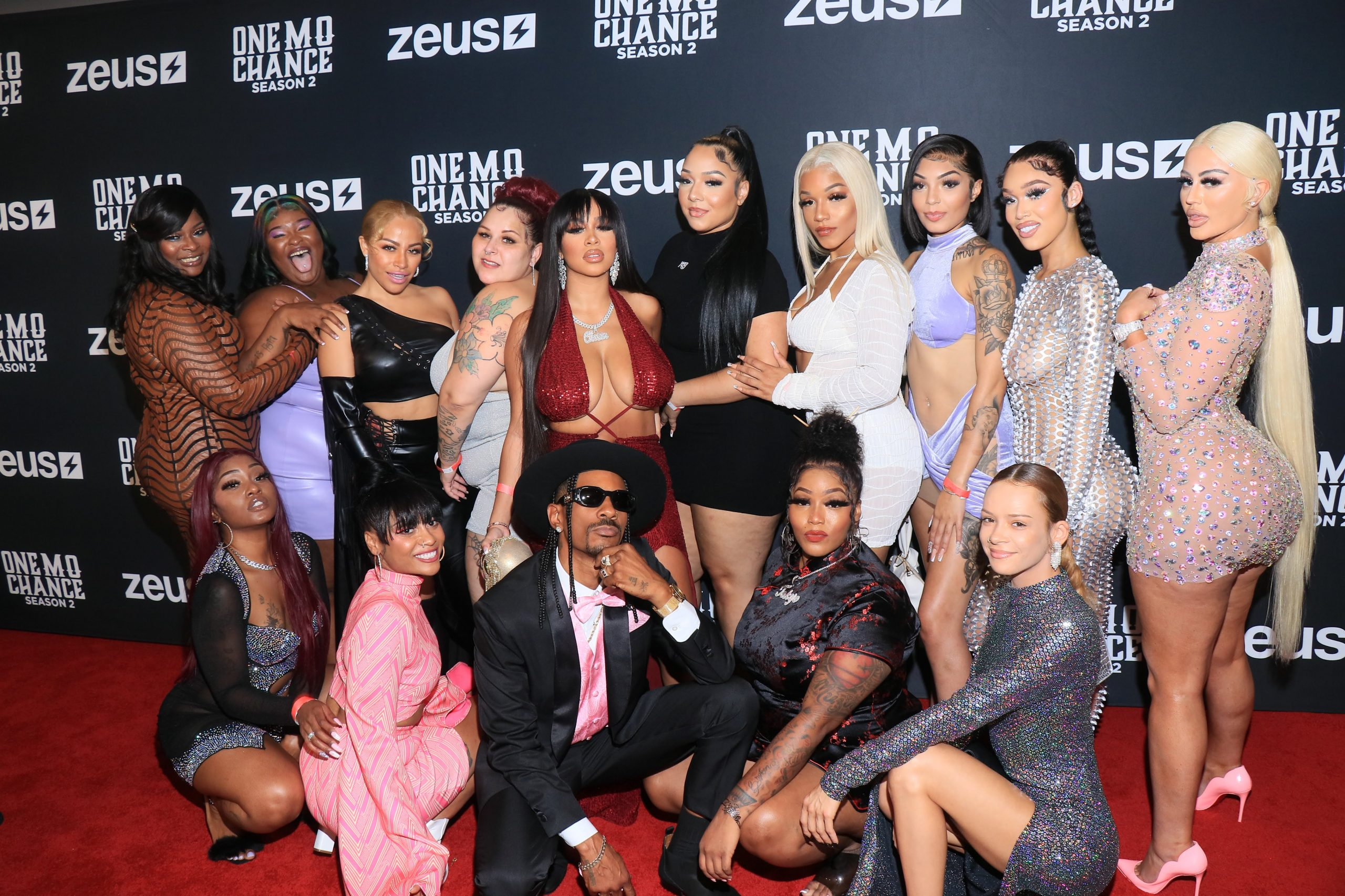 Red Carpet Pics: One Mo' Chance Season 2 Red Carpet Premiere
