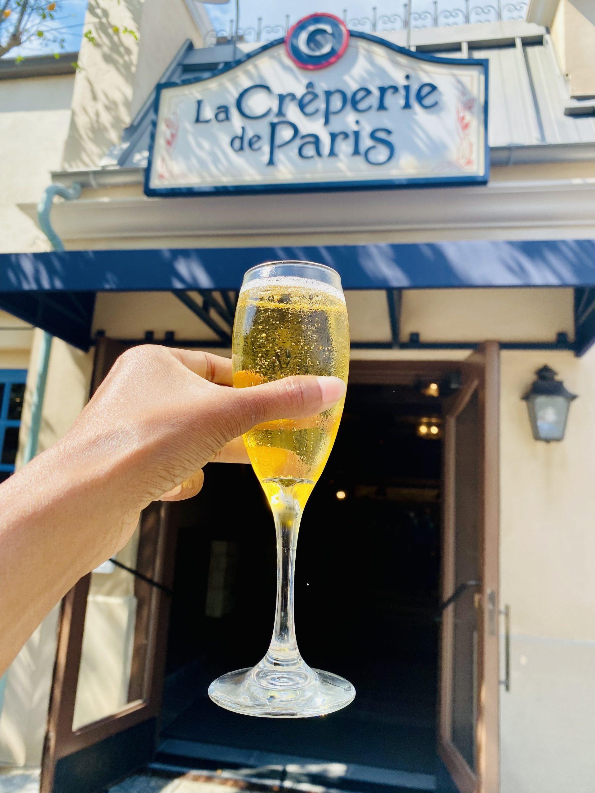 La Crêperie de Paris…Bon Appétit