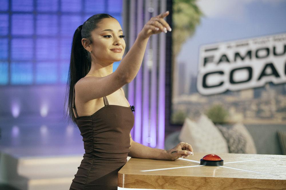 Wardrobe Breakdown: Ariana Grande On 'The Kelly Clarkson Show'