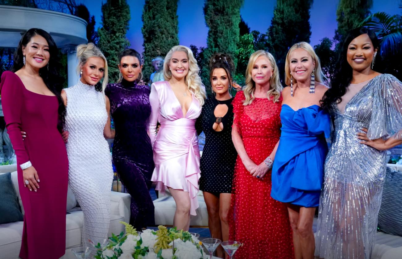 Wardrobe Breakdown: The Real Housewives Of Beverly Hills Reunion Season 11 - Talking With Tami