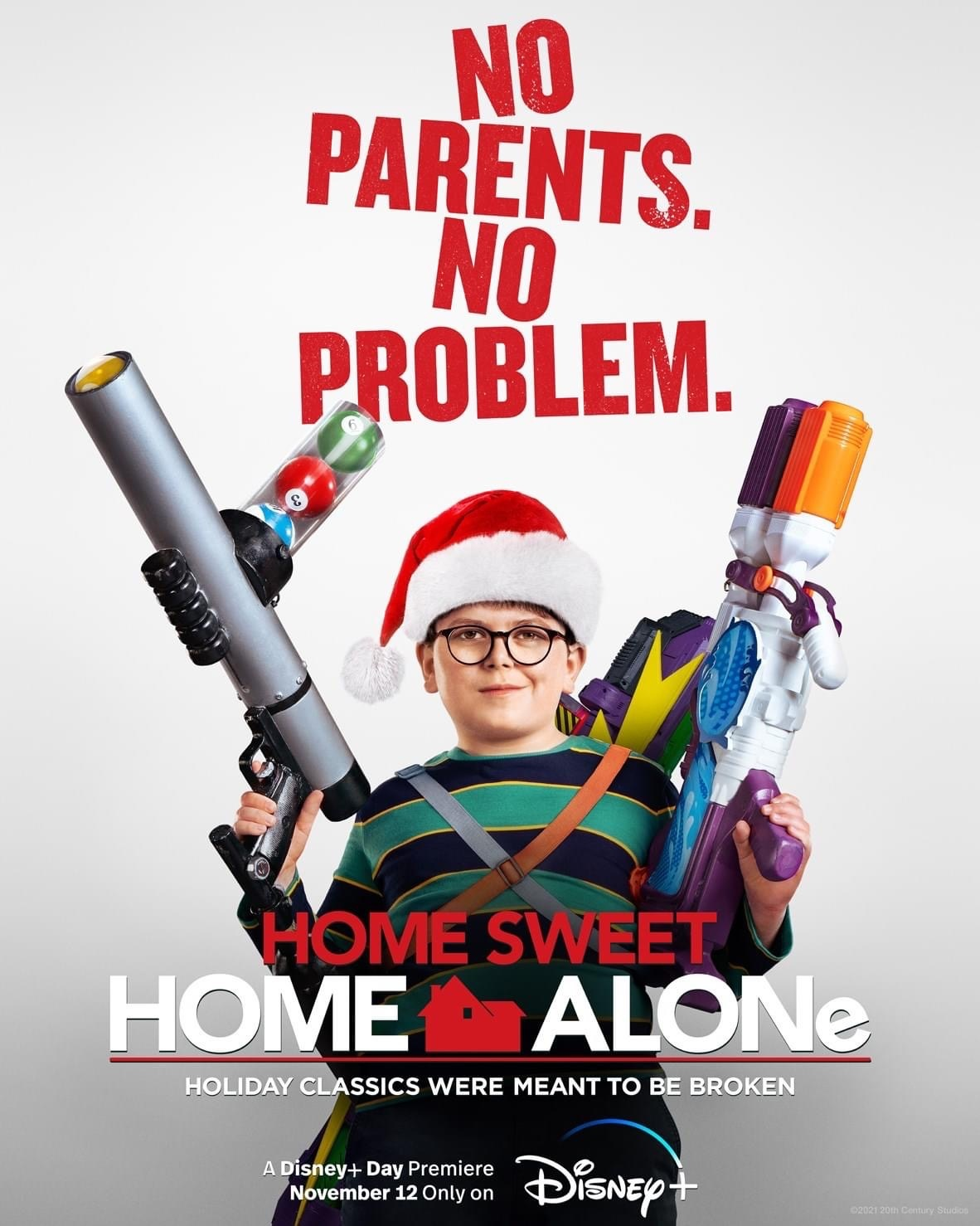 """New Movie: """"HOME SWEET HOME ALONE"""""""