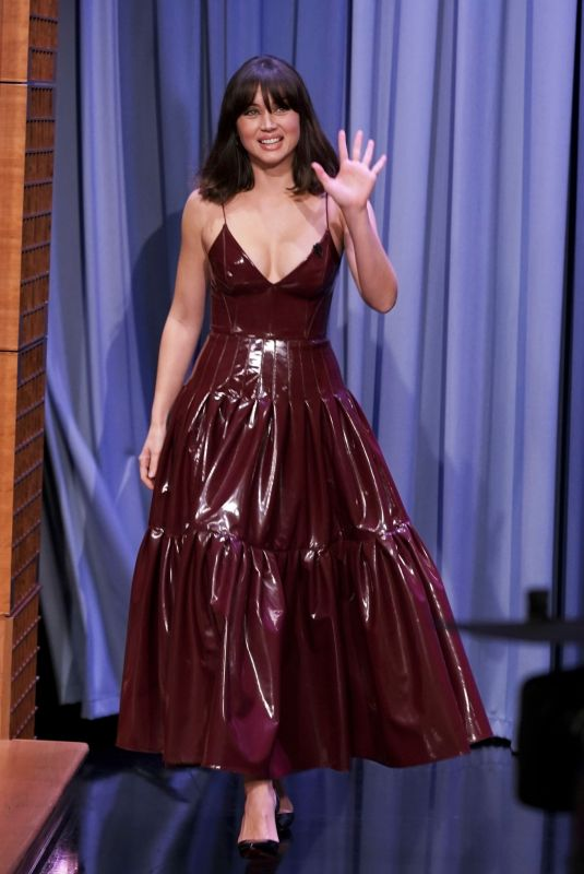 In Case You Missed It: Ana de Armas On The Tonight Show Starring Jimmy Fallon