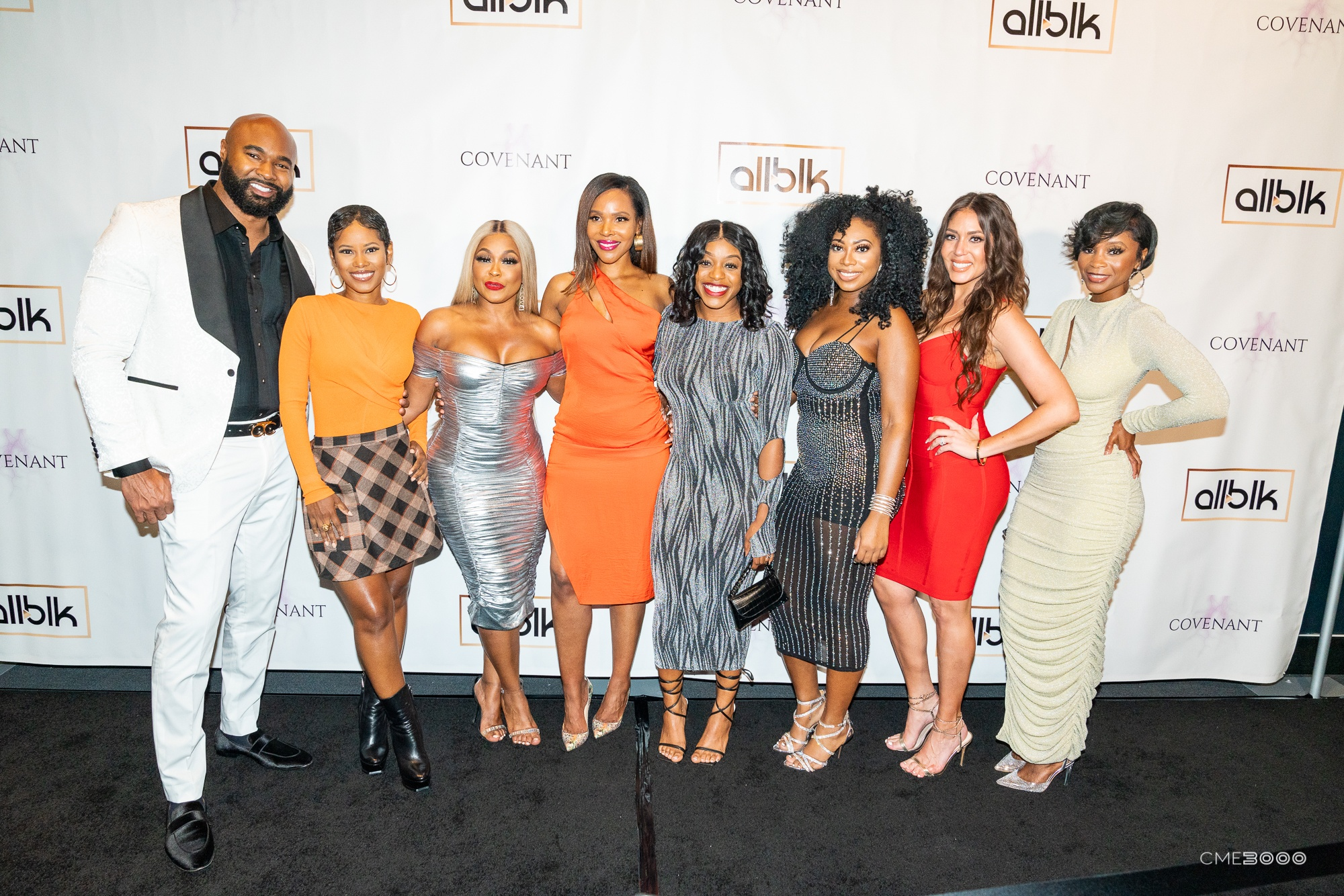 Red Carpet Pics: Phaedra Parks, Remy Ma & More At 'COVENANT' Screening In ATL