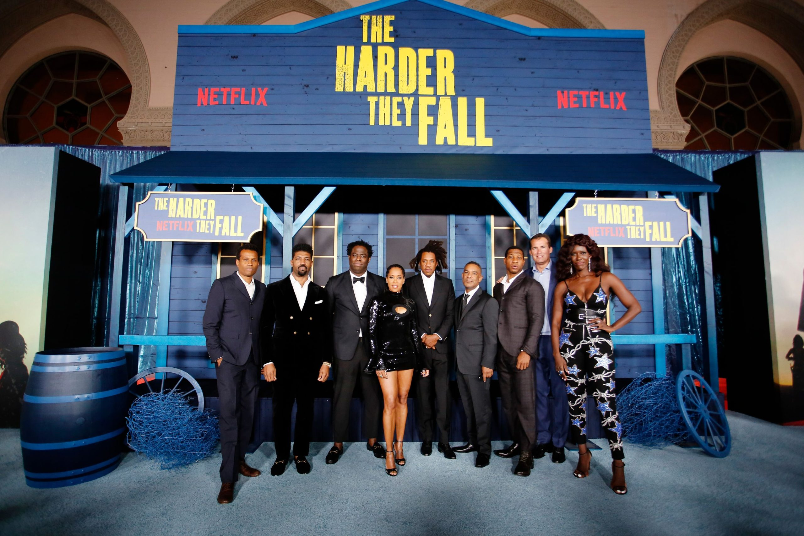Red Carpet Pics: 'The Harder They Fall' Premiere & After Party In L.A.